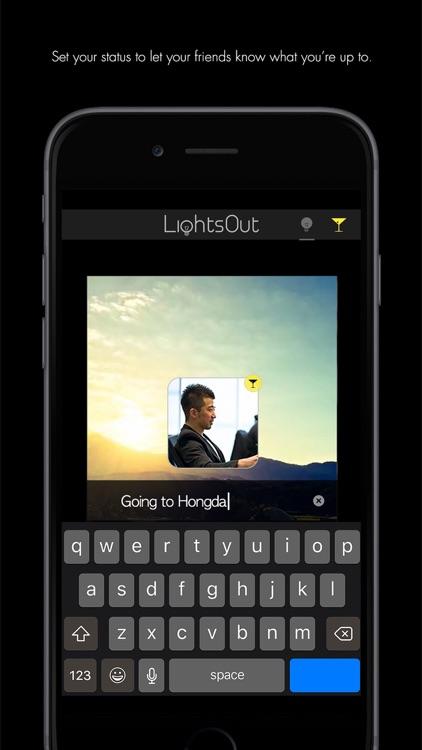 LightsOut Application screenshot-3