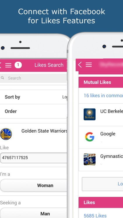 Friends Match Me - Dating App screenshot-3