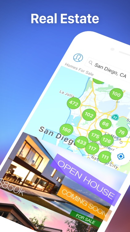 Homesnap Real Estate & Rentals screenshot-0