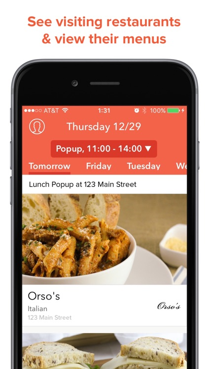 Fooda - Office Lunch Services
