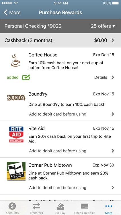 Consumers Credit Union - MI screenshot-4