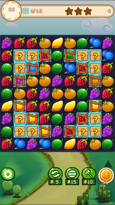 Fun Fruit Games