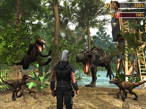 Dinosaur Assassin: E-Pro Screenshots