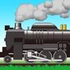 きしゃぽっぽ。【蒸気機関車に石炭入れてスピードアップ】SL - iPhoneアプリ