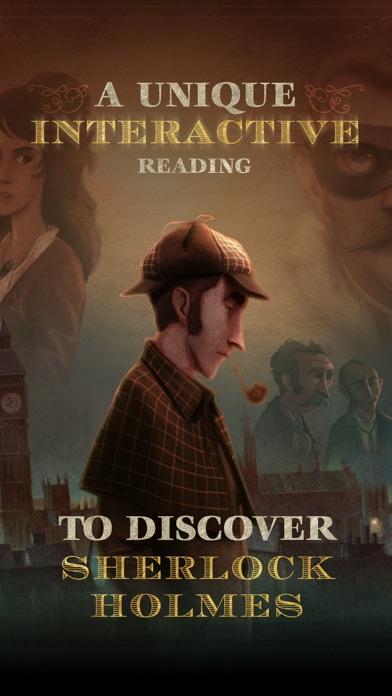 iClassics: Sherlock Holmes screenshot 1