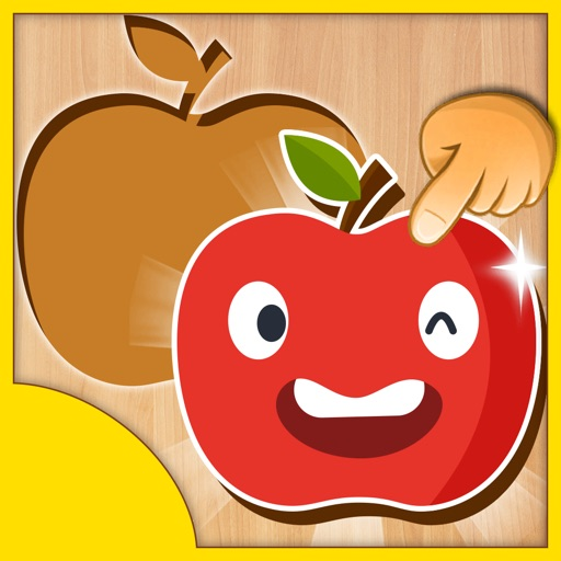 Food Learning Puzzle Activity