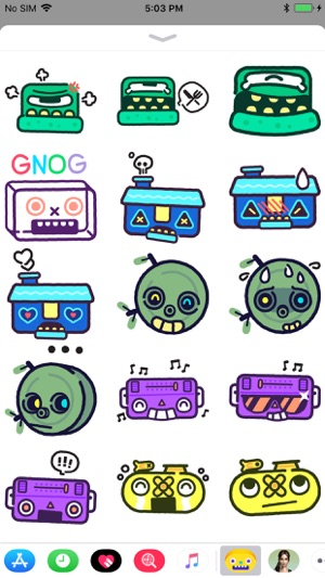 GNOG Screenshot