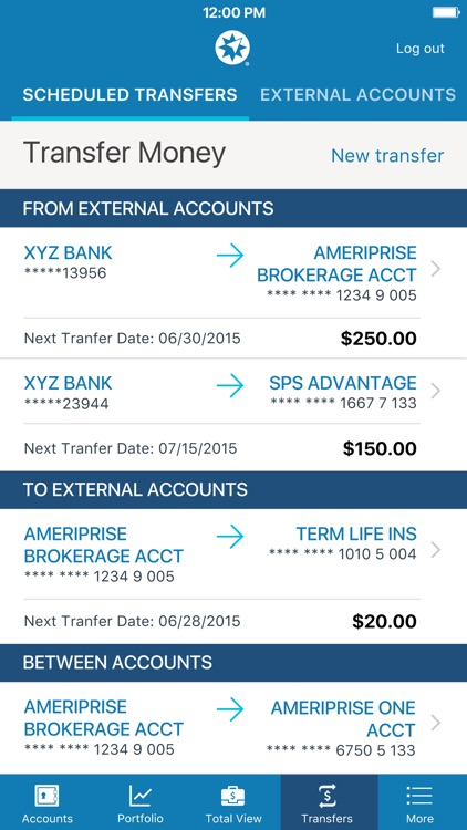 Ameriprise Financial screenshot-3