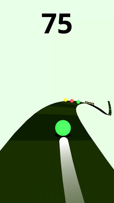 Screenshot for Color Road! in Kuwait App Store
