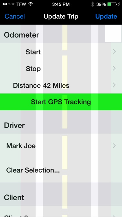 Track My Mileage screenshot-0
