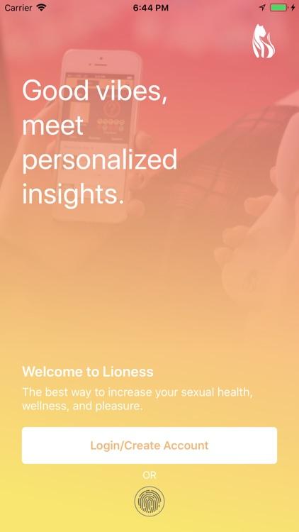 Sexual health app
