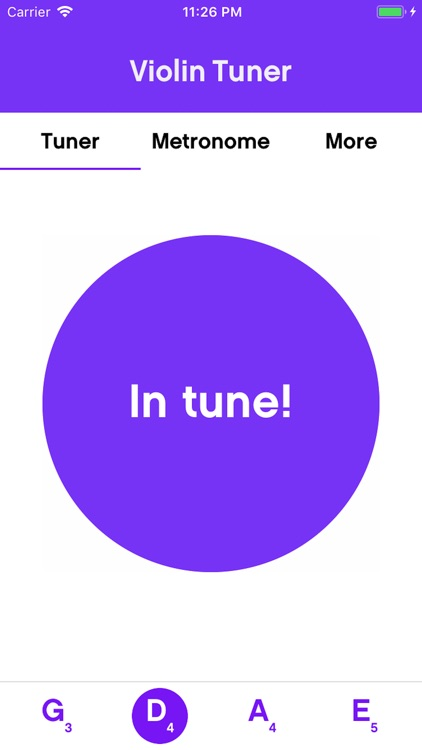 Tune This! - Violin screenshot-4