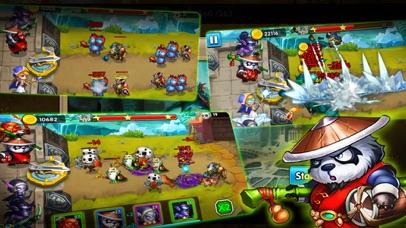Screenshot 4 Defender Heroes:Castle Defense