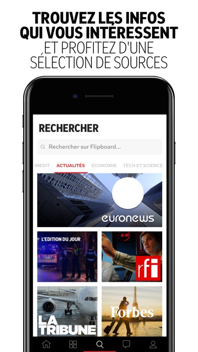 Flipboard : créer votre propre Magazine Social-capture-2