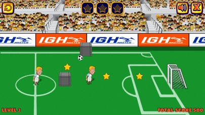 Freekick Training screenshot 4