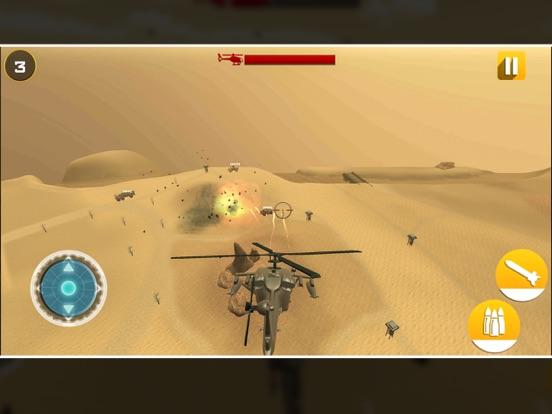 Gunship Air Combat  3D Action screenshot 7