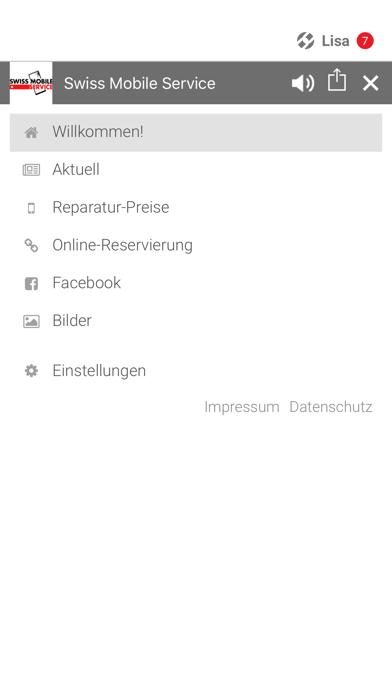 点击获取Swiss Mobile Service
