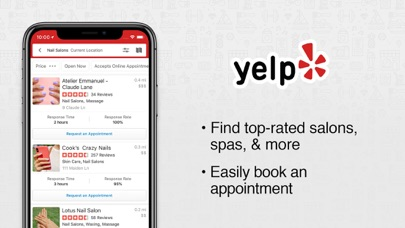Download Yelp: Local Food & Services for Pc