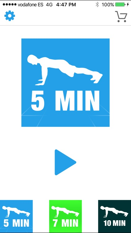 5 Minute Plank Calisthenics screenshot-1