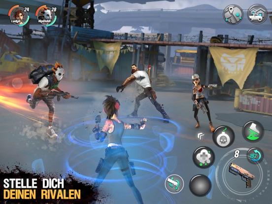 Screenshot 3 Dead Rivals - Zombie MMO