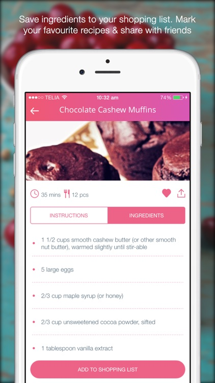 Skinny Desserts screenshot-3