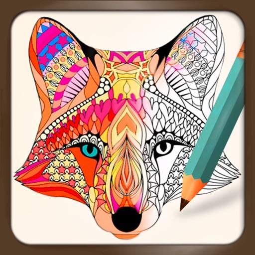 Coloring Book (Art Studio) iOS App