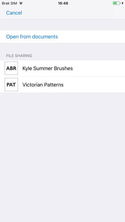 ABR/TPL/PAT Viewer screenshot-3