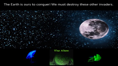 The Alien Screenshot 1