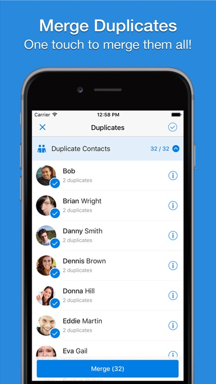 Simpler - Contacts Manager screenshot-4