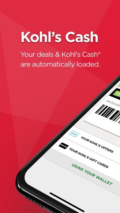 Kohls review screenshots