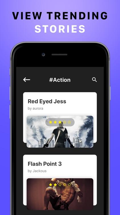 ANNIE96: Chat Stories App