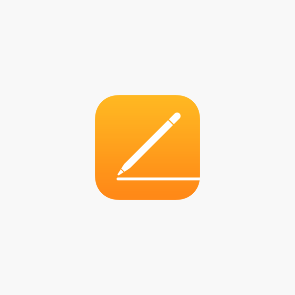 pages im app store