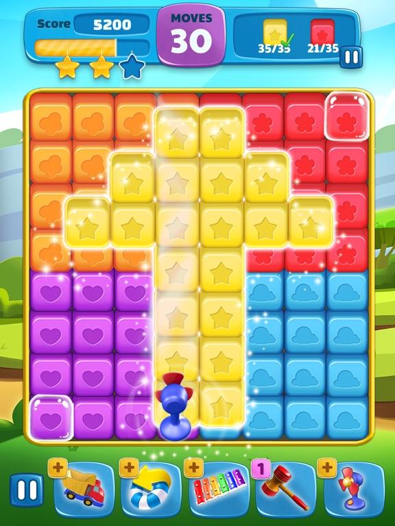Cube Rush Adventure screenshot 5