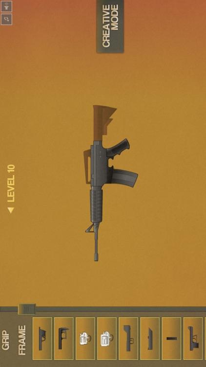 Weapon Gun Builder Simulator