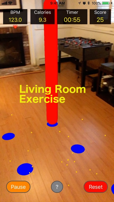 Lite Workout AR
