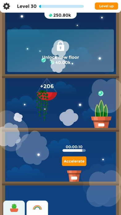 Terrarium Garden Idle By Green Panda Games Ios United States