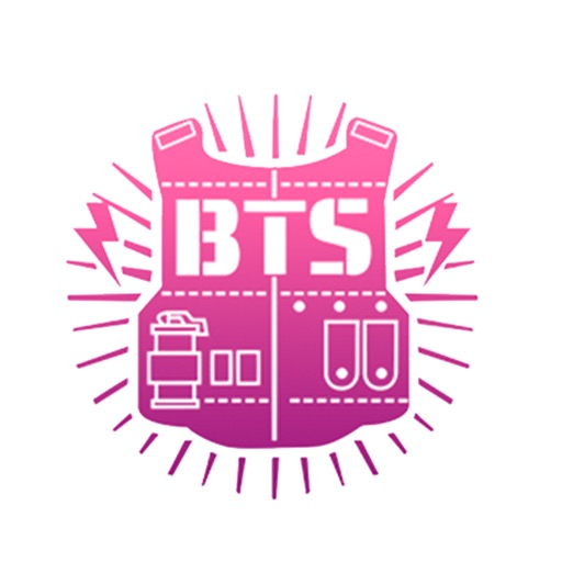 BTS Sticker Chat for iMessage