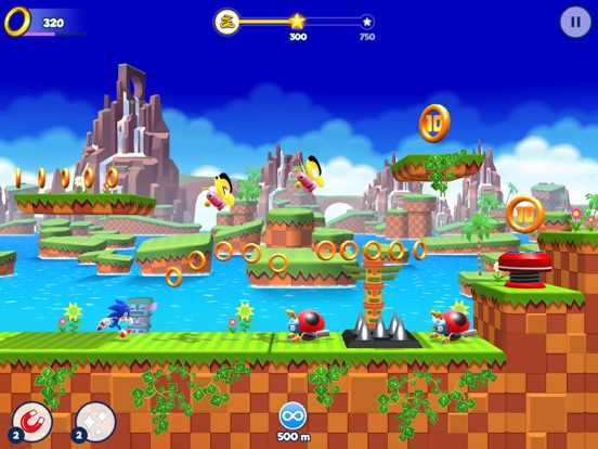 Sonic Runners Adventure screenshot #5