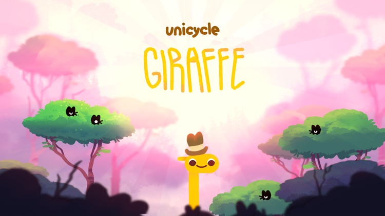 Unicycle Giraffe screenshot-0