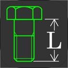 ねじ長さ計算 icon