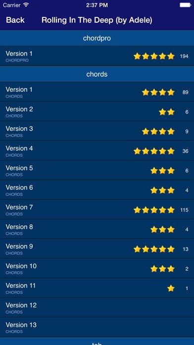 Guitartapp Pro review screenshots