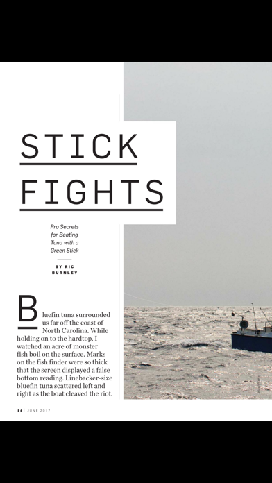 Sport Fishing Magazine screenshot 4