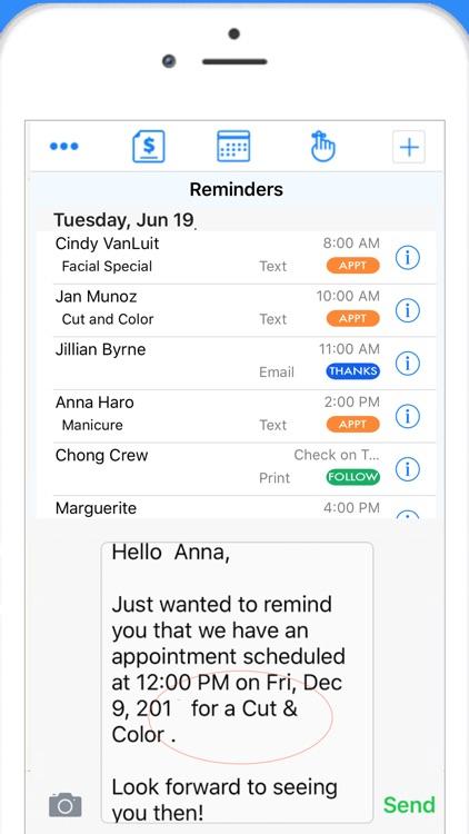 Scheduler Calendar & Invoicing screenshot-4