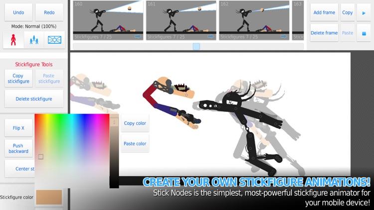 Stick Nodes - Animator