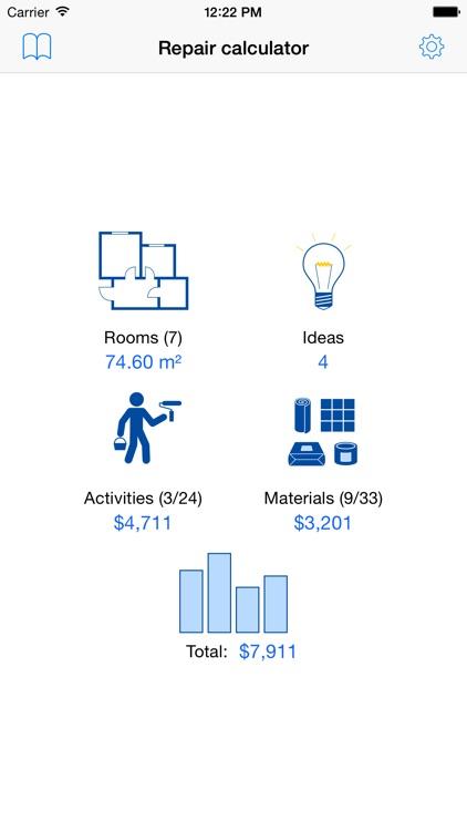 Apartment renovation plan