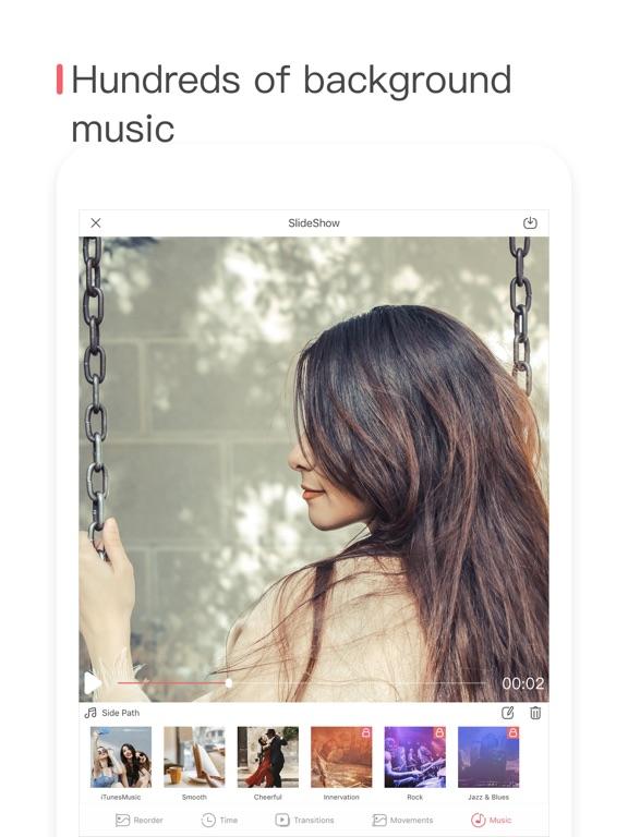создать видео из фото музыкой Скриншоты7