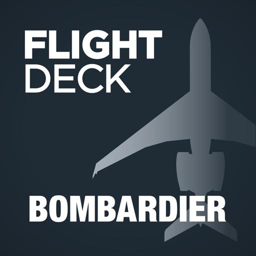 Bombardier Flight Deck