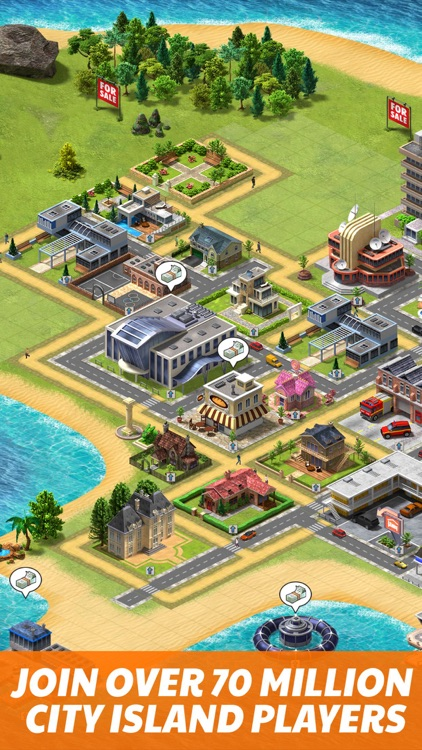 Tropic Paradise Town Build Sim screenshot-4