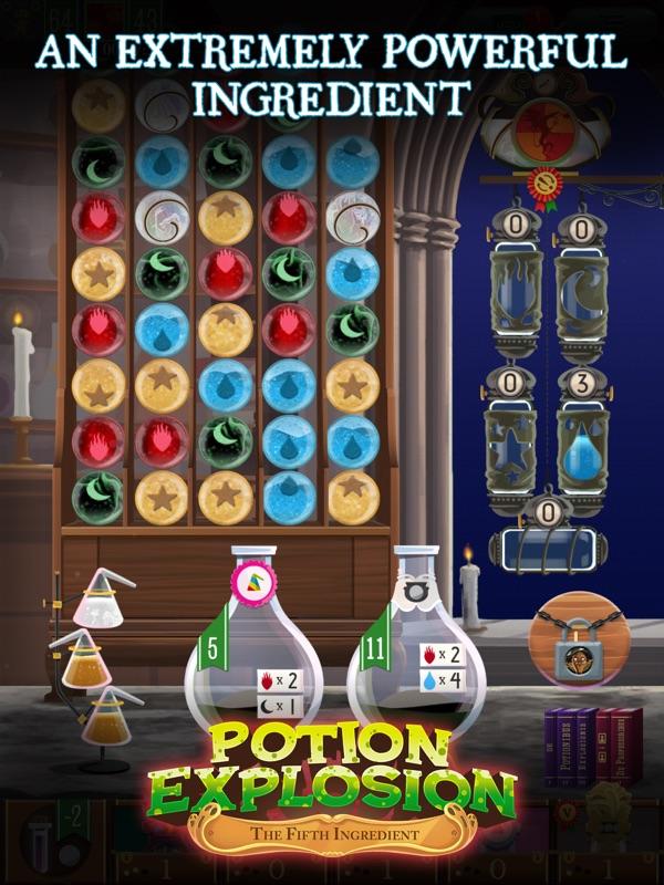 Potion Games Online