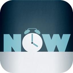 Now Alarm Clock - Get Up!